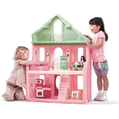 step 2 dollhouse step 2 174 grand balcony dollhouse 172377 toys at