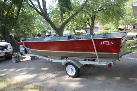 used boat motors nebraska 16 lund boat 25 hp mercury motor for sale in omaha