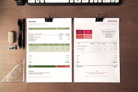 creative invoice template creative invoice templates self calculating