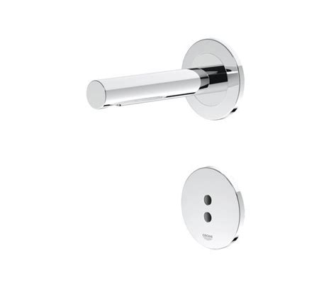 Grohe Automatic Faucet by Electronic Faucets By Grohe Infra Electronic Basin