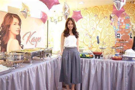 in photos salon themed bridal shower for kaye abad - Bridal Shower Philippines 2