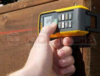Meteran Digital Jarak 50m alat laser distance meter fluke 414d