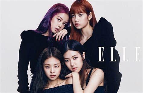 blackpink elle magazine image blackpink for elle magazine png black pink wiki