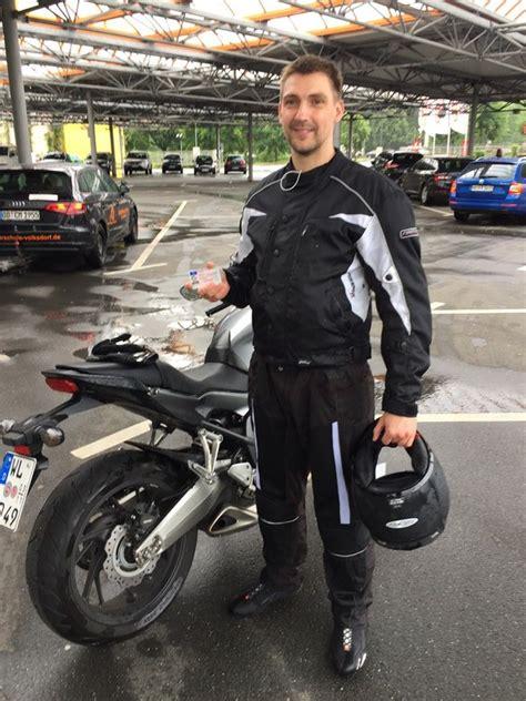 Motorrad Klasse A by Alex Hat Die Fahrpr 252 Fung Motorrad Klasse A Bestanden