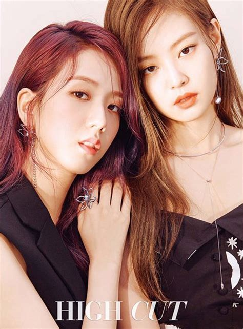 blackpink unnie line k pop couple fantasy blackpink s jennie jisoo kpopmap