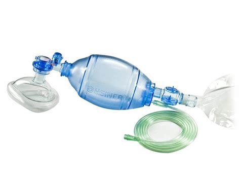 manual resuscitator 1500ml pvc ambu bag oxygen