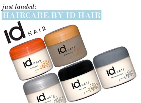 Id Hair by Just Landed At Escentual Id Hair Escentual S Buzz