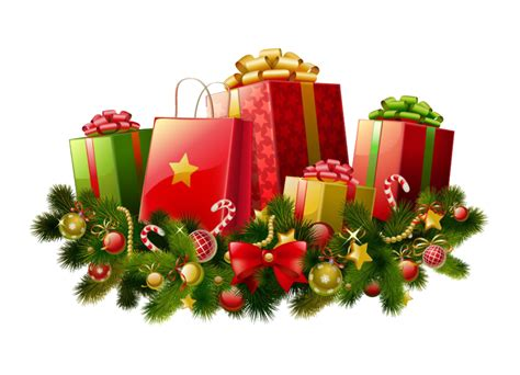 christmas gift png file png mart