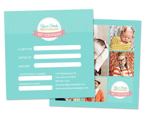 indesign gift certificate template 100 gift certificate template indesign gift 6 free