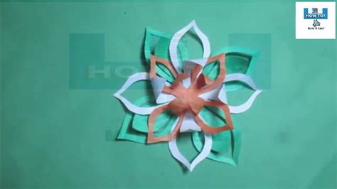 - how to make simple easy paper cutting