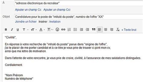 Lettre De Motivation Vendeuse Réponse à Une Offre Resume Format Lettre Reponse Cv Negative