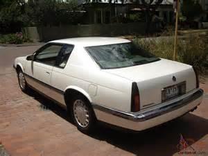 1994 Cadillac Eldorado 1994 Cadillac Eldorado Coupe 1 Owner
