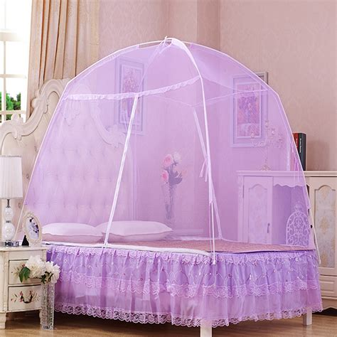 queen size bed tent 3 color portable hight qc bedding canopy mosquito net tent