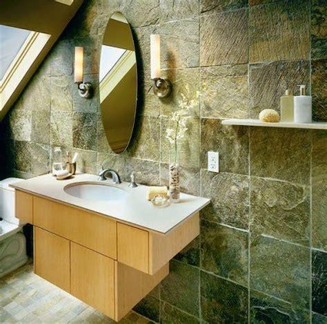 desain kamar mandi batu alam 30 pictures of slate tile in bathroom shower