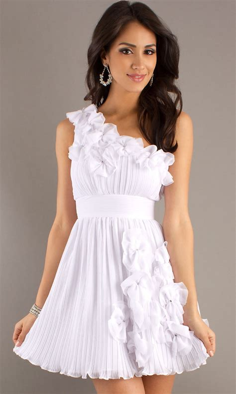 Dress White Pretty how to choose suitable white dresses stylish dress