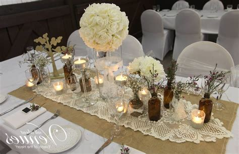 cheap wedding decorations for tables wedding table decorations ideas on a budget brokeasshome com