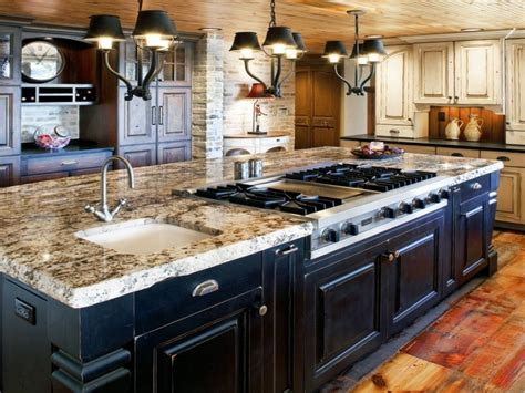kitchen islands with cooktop kitchen island with cooktop and single sink tiny