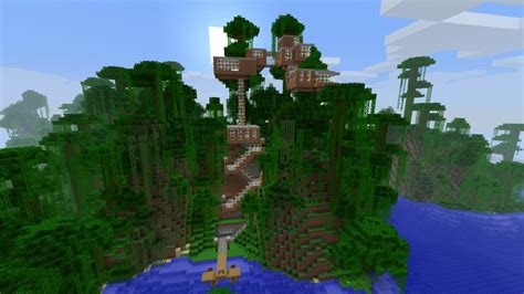 Minecraft Tree House by 1000 Images About Minecraft Treehouses On