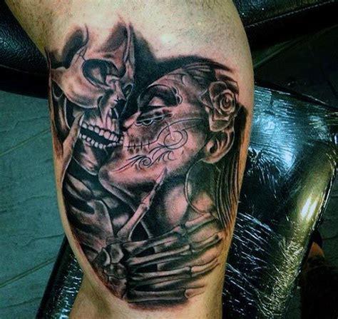inner bicep tribal tattoos 90 bicep tattoos for masculine design ideas