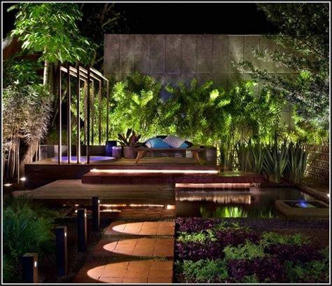 Beleuchtung Im Garten by Beleuchtung Im Garten Planen Page Beste