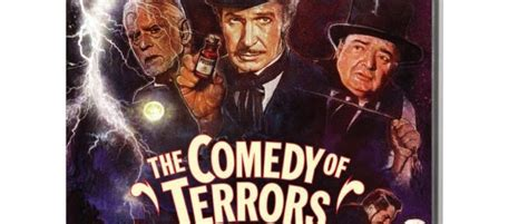 film comedy of terrors the comedy of terrors film review the british fantasy