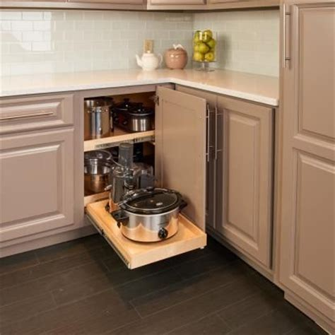 blind cabinet pull out shelves kitchen storage by annkenkel 33 home decor ideas to
