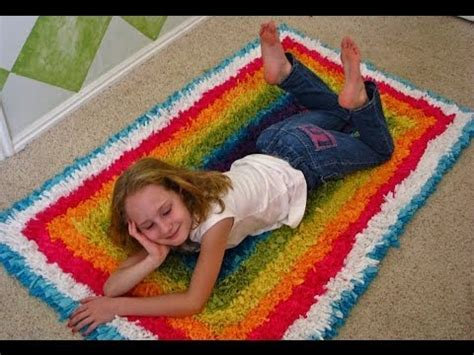 Handmade Rugs How To Make - how to make a t shirt recycled rug