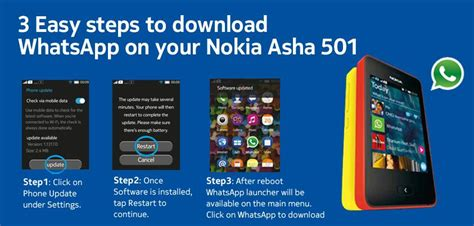 themes for whatsapp for nokia whatsapp now available for asha 501 on ota software update