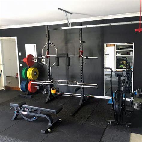 home gym ideas garage