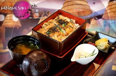 minami saki japanese restaurants food drinks promo