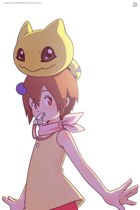 Digimon Omegamon Hikaru Yagami digimon yagami hikari by moremindmel0dy on deviantart