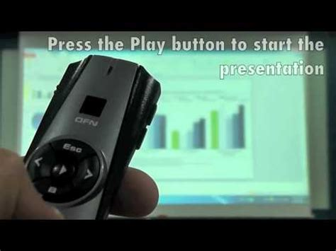 Wireless Presenter Prolink Pwp102g prolink pwp102g wireless presenter with air mouse feature showcase