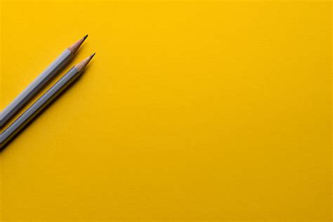 colors close to yellow free images work pencil line color yellow close up