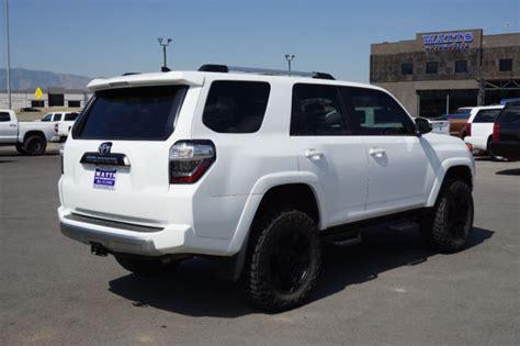 Toyota 4runner Trail Edition Toyo 4runner Trail Edition 4x4 Custom Lift Wheels Tires