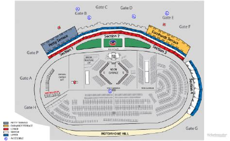 las vegas motor speedway dragstrip seating chart daytona international speedway s venue best car