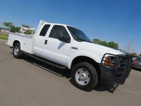 how does a cars engine work 2006 ford f 350 super duty parental controls find used 2006 ford f250 supercab 4x4 service utility body 4x4 crane lift 5 4 v8 work 1own in