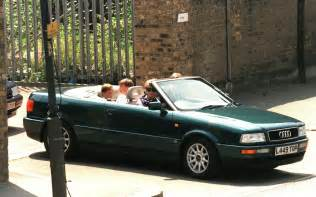 1994 audi quattro convertible once owned by princess diana