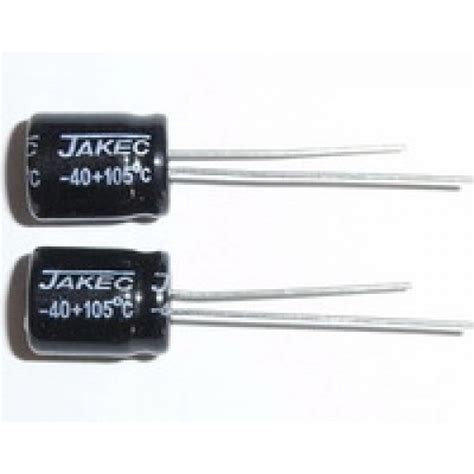 1000uf 10v capacitor 105c high temp radial leads 1000uf 10v 105c radial electrolytic capacitor 8x11mm