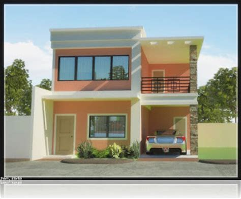 2 storey house plans in the philippines modern house 30 beautiful 2 storey house photos bahay ofw