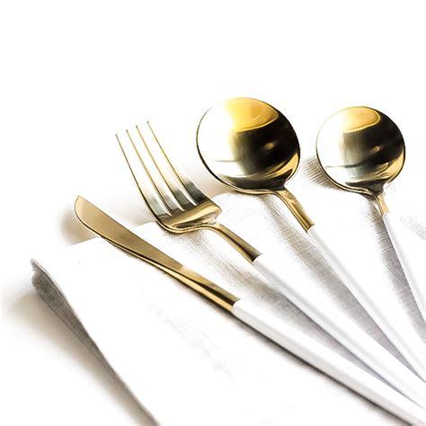 cutlery steel stainless steel cutlery set kiyolo