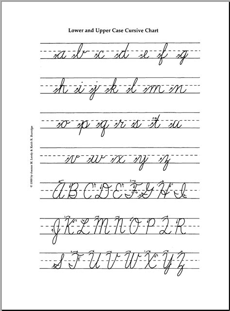 a to z cursive letters view lowercase and uppercase