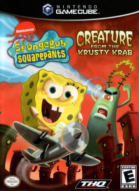 emuparadise wiki file spongebob squarepants creature from the krusty krab