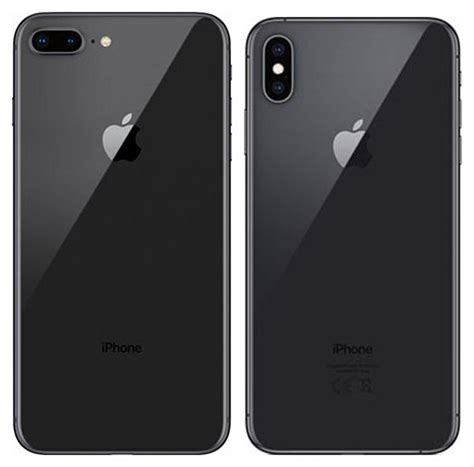 compare smartphones apple iphone 8 plus vs apple iphone xs max cameracreativ