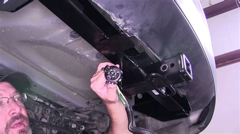 trailer wiring harness installation 2015 jeep grand