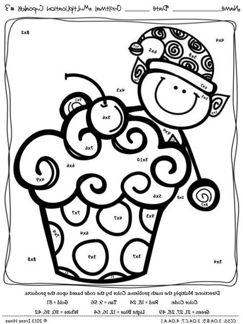 christmas coloring pages for 2nd grade christmas math coloring pages az coloring pages