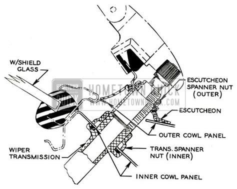 repair windshield wipe control 2006 buick lacrosse regenerative braking service manual how to remove 2006 buick rainier wiper arm module for 2006 buick rainier