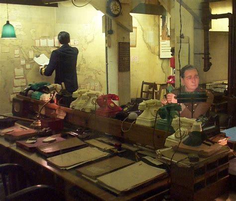 room war churchill war rooms