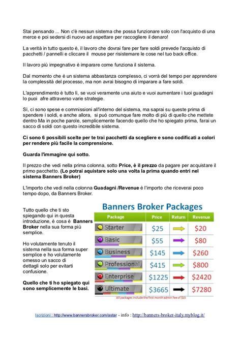 guadagna da casa banners broker sistema italia guadagna soldi da casa