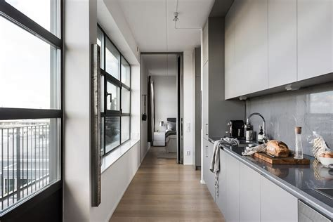 modern apartment in neutral colors