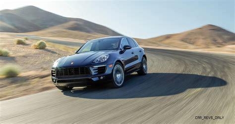 Porsche Macan Us by Car Revs Daily 2015 Porsche Macan Usa 18